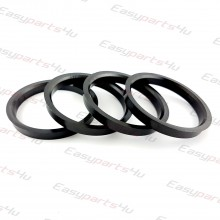 64,1 - 72,5mm centering rings (4pieces)