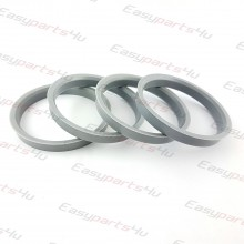 65,1 - 72,5mm centering rings (4pieces)