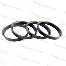 66,1 - 72,5mm centering rings (4pieces)