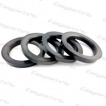 54,1 - 72,6mm centering rings (4pieces)