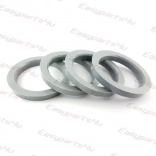 56,6 - 72,6mm centering rings (4pieces)