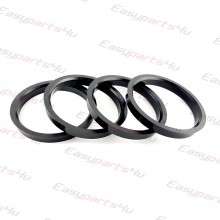 64,1 - 72,6mm centering rings (4pieces)
