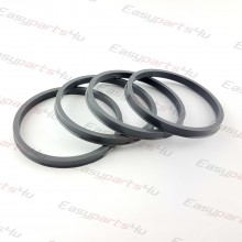 66,1 - 72,6mm/6mm centering rings (4pieces)