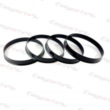 71,1 - 72,6mm centering rings (4pieces)