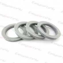 54,1 - 73,1mm centering rings (4pieces)