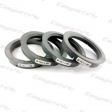 59,1 - 73,1mm centering rings (4pieces)
