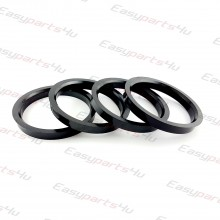 63,3 - 73,1mm centering rings (4pieces)