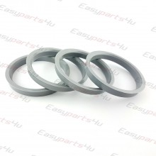 65,1 - 73,1mm centering rings (4pieces)
