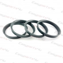 66,5 - 73,1mm centering rings (4pieces)