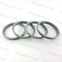 66,6 - 73,1mm centering rings (4pieces)