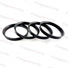 67,1 - 73,1mm centering rings (4pieces)