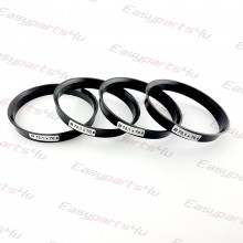 70,6 - 73,1mm centering rings (4pieces)