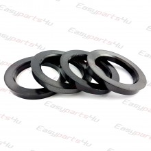 54,1 - 74,1mm centering rings (4pieces)