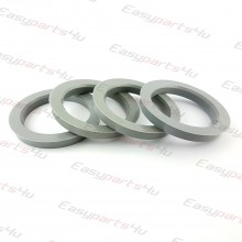 57,1 - 74,1mm centering rings (4pieces)
