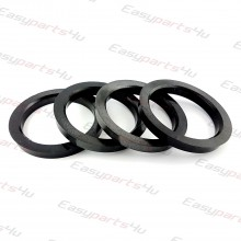 59,1 - 74,1mm centering rings (4pieces)