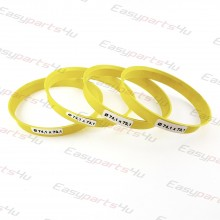 73,1 - 74,1mm centering rings (4pieces)