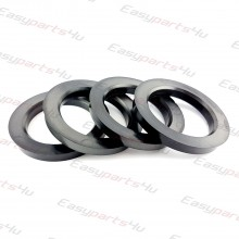 54,1 - 75,0mm centering rings (4pieces)
