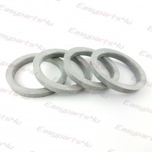 60,1 - 75,0mm centering rings (4pieces)