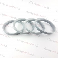 67,1 - 75,0mm centering rings (4pieces)