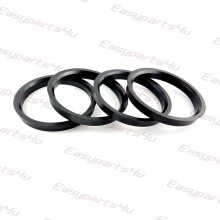 67,1 - 75,6mm centering rings (4pieces)