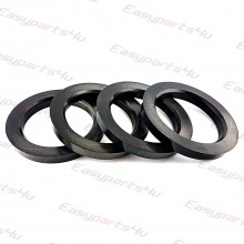 56,1 - 76,0mm centering rings (4pieces)