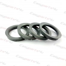 59,6 - 76,0mm centering rings (4pieces)