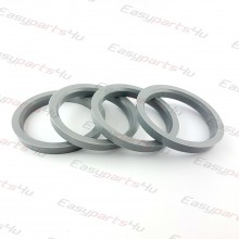 63,4 - 76,0mm centering rings (4pieces)