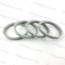 66,6 - 76,0mm centering rings (4pieces)