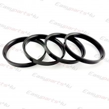 70,6 - 76,0mm centering rings (4pieces)