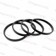 72,6 - 79,5Mmm centering rings MOMO (4pieces)