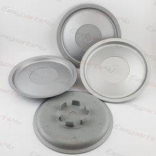 4x ALLOY WHEEL HUB 156mm 60mm CENTRE CAPS