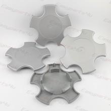 4x ALLOY WHEEL HUB 110mm 65mm CENTRE CAPS