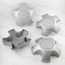 4x ALLOY WHEEL HUB 130mm 68mm CENTRE CAPS