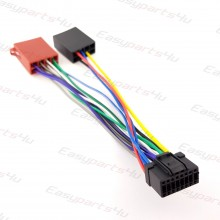 Alpine CDE; CDM; CDA ISO Adapter for car stereo