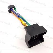 BMW Series 1, 3, 5, X3 series ISO Lead Wiring Harness Radio adaptor