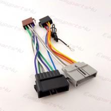 CHRYSLER, JEEP, DODGE ISO Lead Wiring Harness Radio adaptor