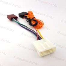 Nissan Navara, Pathfinder, Qashqai, Tilda ISO lead Wiring Harness Connector Adaptor