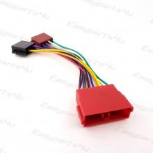 Peugeot 106, 205, 204, 505, 605, Citroen BX, XM, ISO Adaptor Lead Wiring Harness