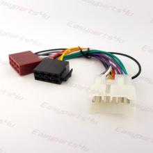 SUZUKI Baleno, Alto, Cappucino, Ignis, Swift, Vitara ISO Lead Wiring Harness Radio adaptor