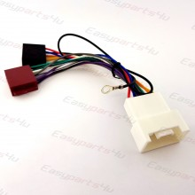 Mitsubishi Lancer, Shogun, Outlander ISO Lead Wiring Harness Radio adaptor