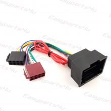 Opel/Vauxhall, Chevrolet, Cadillac ISO Lead Wiring Harness Radio adaptor